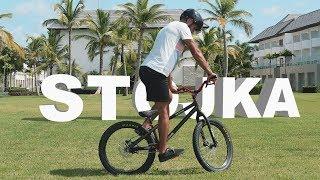 Stójka - Podstawowa technika każdego rowerzysty - Jak zrobić - Utrzymywanie równowagi w miejscu