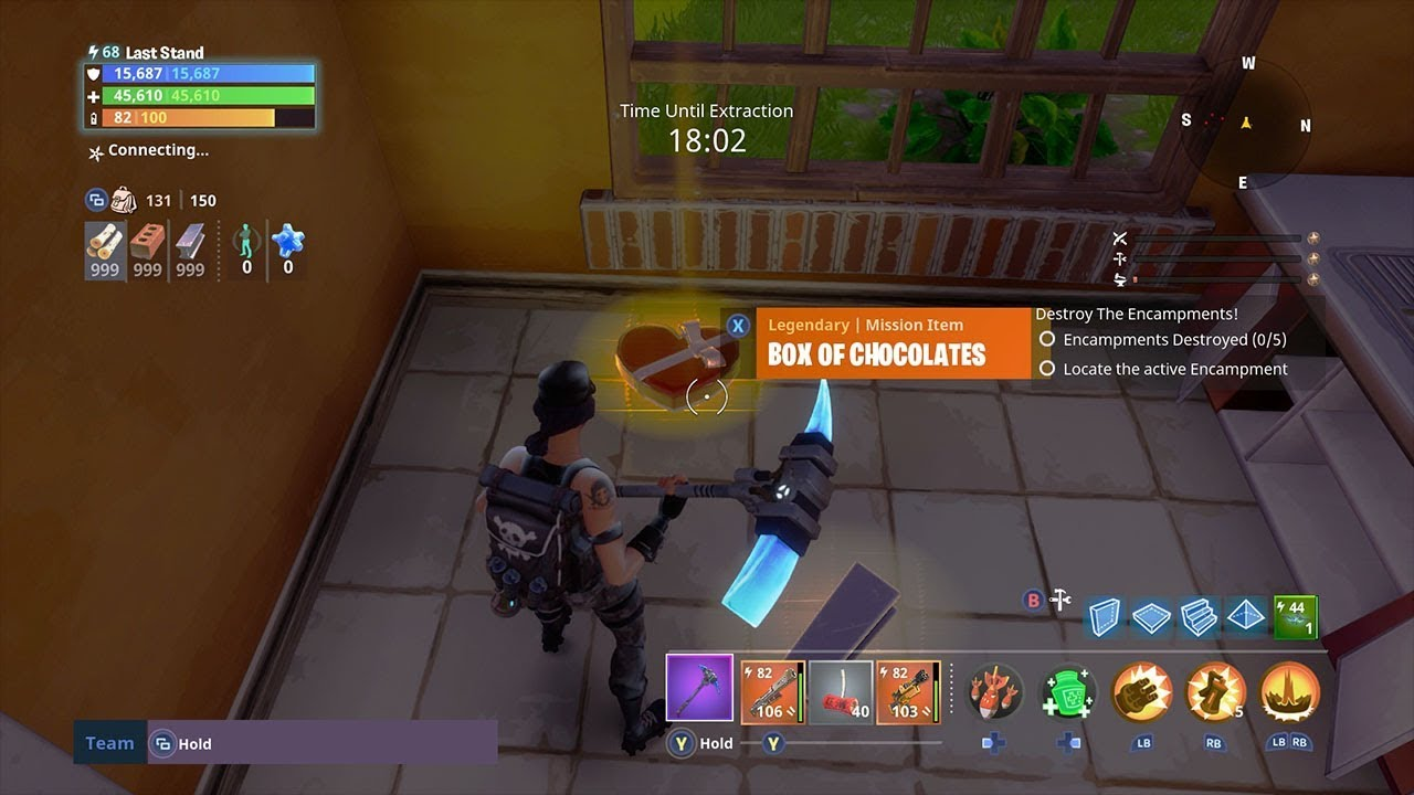 The Best Way To Find Chocolate Boxes Fortnite Spring It Forward