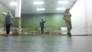 Takkan Bersatu - Dicky SMASH ft Princey Pj TheIcons (Dance Practice)
