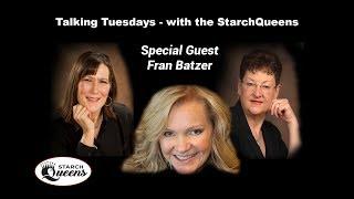 Talking Tuesday - Q&A - Guest - Fran Batzer - August 14, 2018