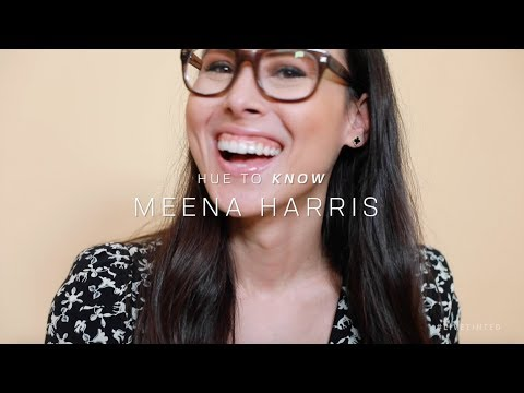 HUE TO KNOW: Meena Harris - YouTube