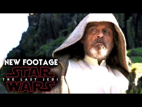 Download Youtube: Star Wars The Last Jedi NEW Footage Revealed! Worlds Of The Last Jedi