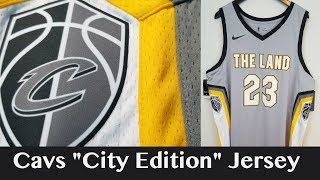 "Before Buying ""City Edition"" Nike x NBA Cleveland Cavaliers Swingman Jersey"