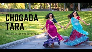 Chogada Tara | Loveyatri | Easy Garba Dance | Thumka Souls Choreography