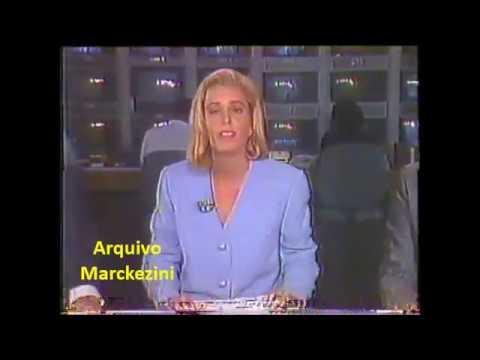 Jornal da Manchete - Lançamento da URV (1994)