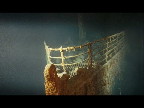 TITANIC 100 years in 3D !!!! Титаник 100 лет в 3D