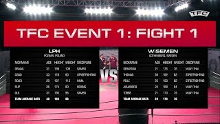 Full video of Fight 1- LPH (Poznan, Poland) vs Wisemen (Gothenburg, Sweden)