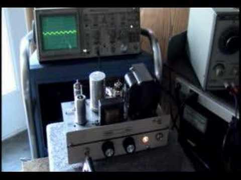 New D-Lab 3C Tube Guitar Amp Amplifier Demo Custom 6AQ5 SE