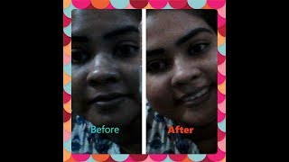Basic Skin care Video 2 ANTI TAN FACIAL Dedicated to my viewer Neena