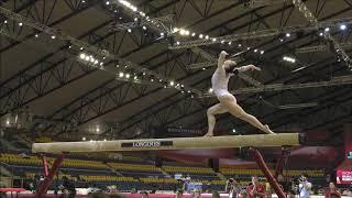 kara eaker usa balance beam start value 2018 worlds podium