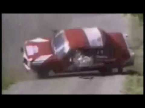 The Best Rally Car Crashes Ever!!