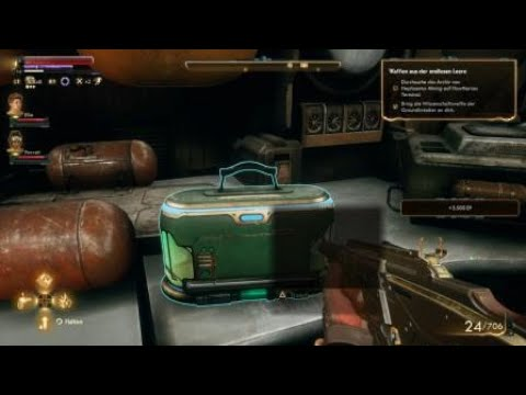 How to get the Groundbreaker science weapon in The Outer Worlds (Prismatic Hammer) from YouTube · Duration:  1 minutes 28 seconds