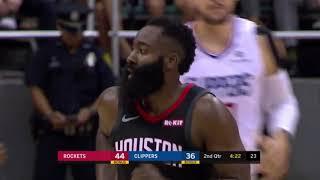 Los Angeles Clippers vs Houston Rockets - Full Game Highlights October 3, 2019 - NBA Preseason 2019