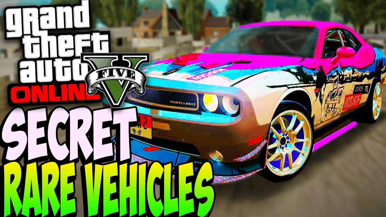 Gta V Xbox One New Cars
