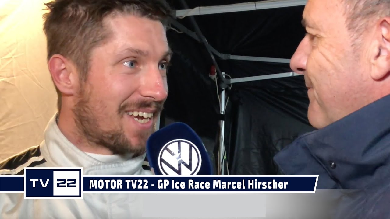 MOTOR TV22: GP ICE Race in Zell am See - Ski Legende Marcel Hirscher im Interview