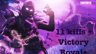 *NEW* Career High 11 Kills In Fortnite Battle Royale on Xbox One Reaper Gameplay (Victory Royale)