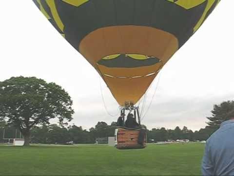Cambridge Balloon Festival 2009