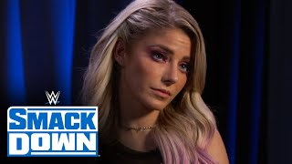 "Alexa Bliss reveals she is captivated by ""The Fiend"" Bray Wyatt: SmackDown, August 14, 2020"