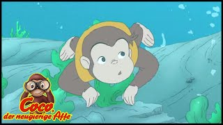 Coco der Neugierige Affe Deutsch🐵Glitzerspielzeug 🐵Ganze Folgen 🐵Kinderfilm