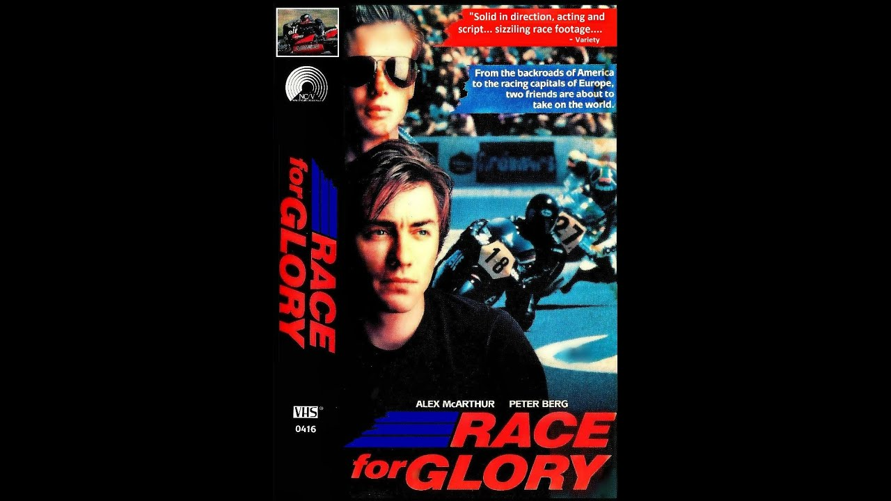 race for glory1989 movie review youtube