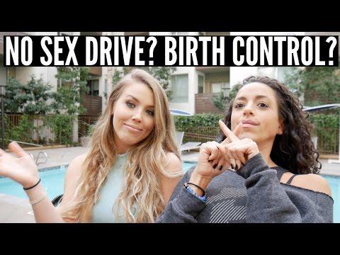 No Sex Drive & Birth Control? || Q & A with Brittany Lesser