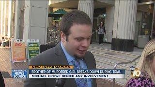 Michael Crowe testifies in Richard Tuite retrial