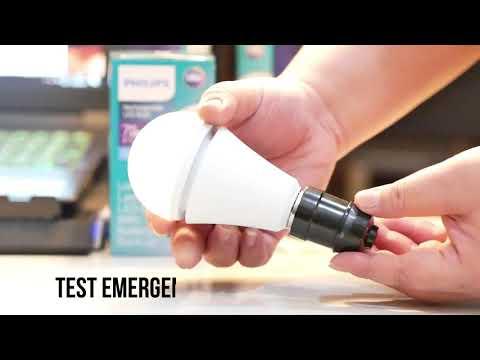 Lampu Emergency LED PHILIPS 7 Watt