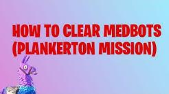 mission walkthrough plankerton medbots quest fortnite save the world 2018 duration 2 28 - fortnite plankerton missions