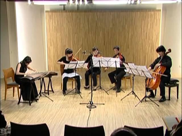2011春秋樂集_秋季_黯之外 ─ 為古箏與弦樂四重奏
