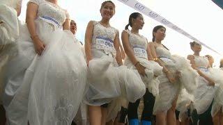 Забег невест в Таиланде: победительнице оплатят свадьбу (новости)