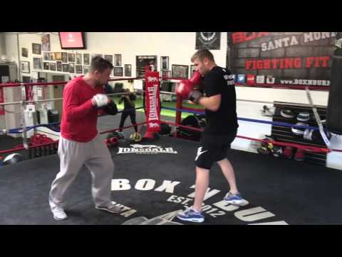 5 years after retirement Tony Jeffries pad work