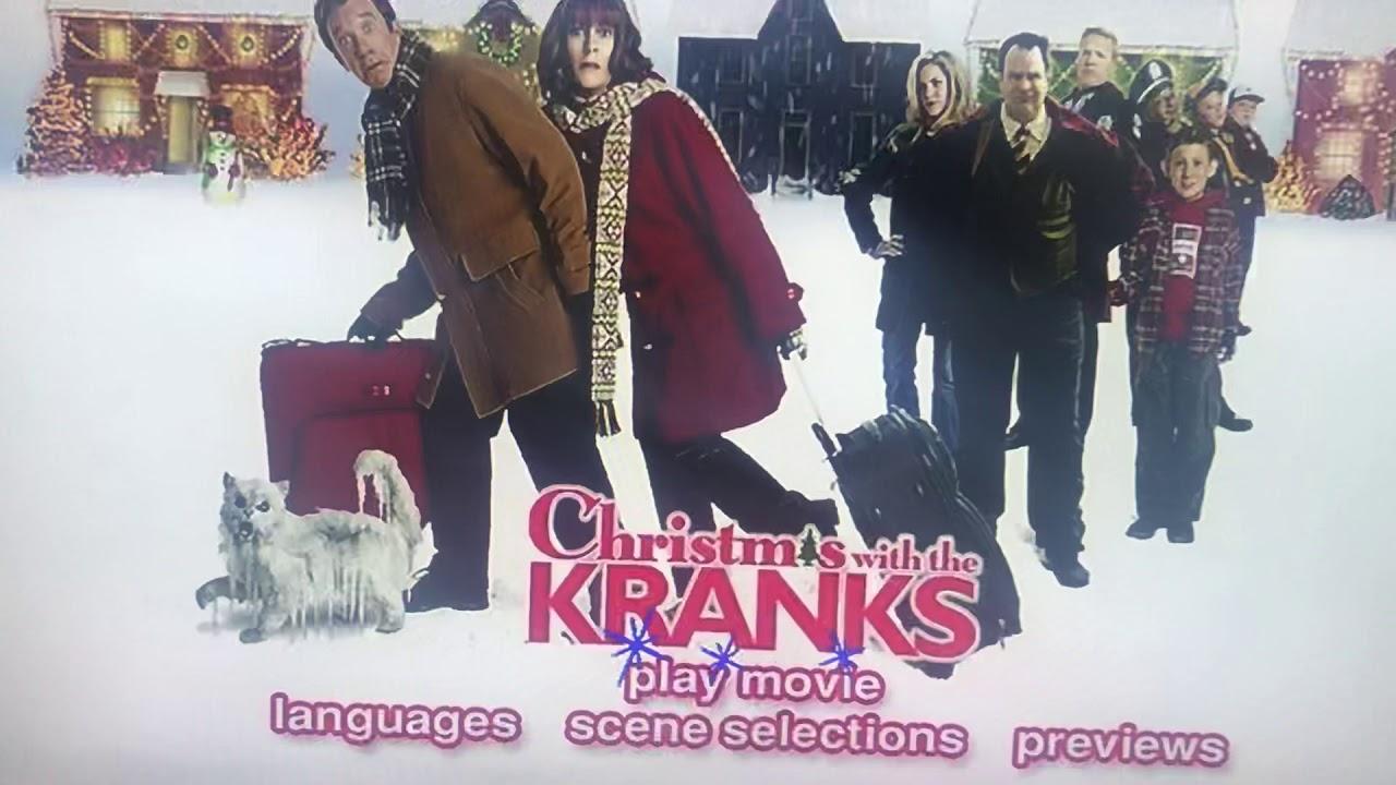 Christmas With The Kranks Dvd.Christmas With The Kranks 2005 Dvd Menu Walkthrough