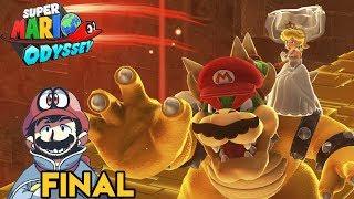 Una Alianza INESPERADA!! - Jugando Super Mario Odyssey con Pepe el Mago (FINAL)