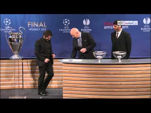Champions League Semi-final 2013