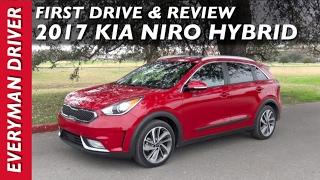 Drive and Review: 2017 Kia Niro Hybrid on Everyman Driver