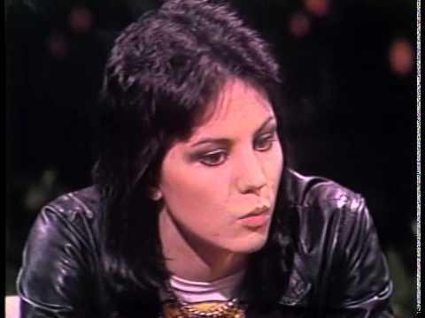 Tom Snyder Tomorrow Show 10-11-78 Joan Jett Punk Rock New Wave