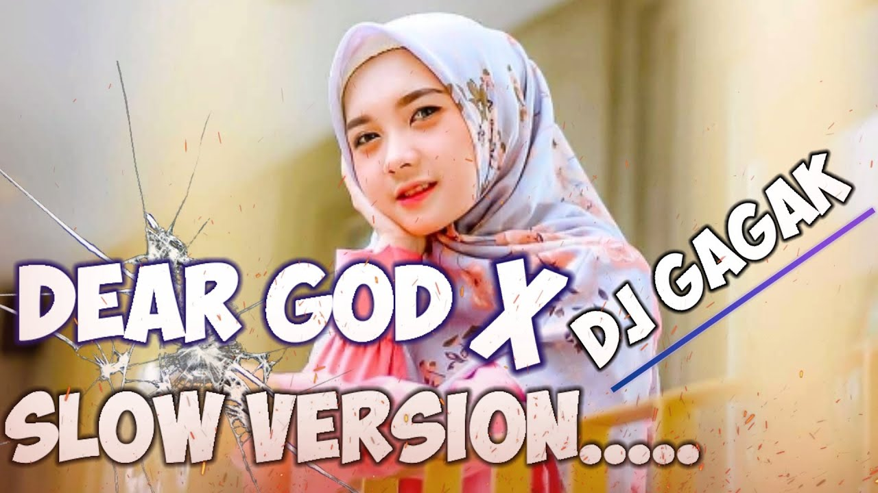 DJ DEAR GOD VERSI BURUNG GAGAK REMIX SANTAI TERBARU 2020