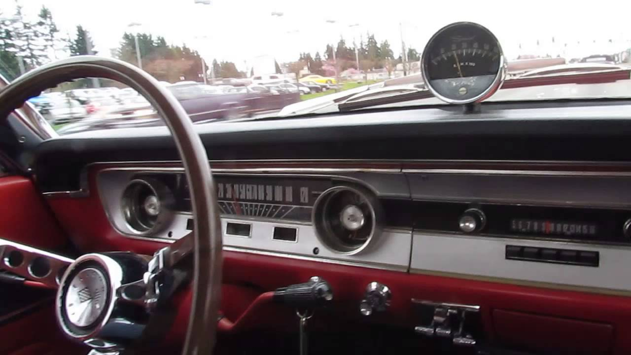 1964 Ford Falcon Sprint Test Drive YouTube