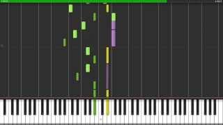 [PIANO] Nightwish - Turn Loose The Mermaids
