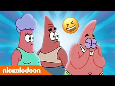 Комедийное шоу Патрика Стара Эпизод 2 | «Родители Патрика» 💡 | Nickelodeon Россия