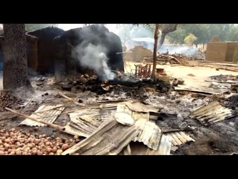 Cameroun : nouvelle attaque de Boko Haram au nord du pays | AFP Images