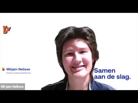 Politiek iCafe Energie met Mirjam Nelisse