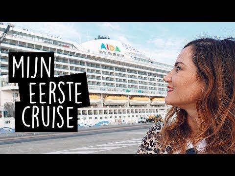 Mijn ALLEReerste cruise is een feit // Travel vlog // Your Little Black Book