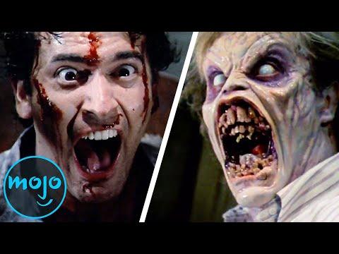Top 10 Ash Williams Evil Dead Moments |