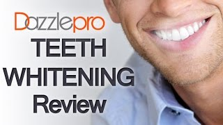 Teeth Whitening System DETAILED Review | How To Whiten Teeth At Home | DazzlePro Discount