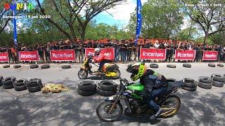 Braket 8 Detik Bali - Serangan, 19 Januari 2020