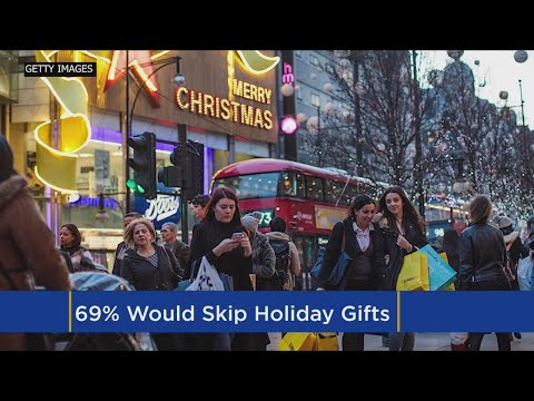 Majority Of Americans Would Skip Holiday Gift-Giving, Survey Says