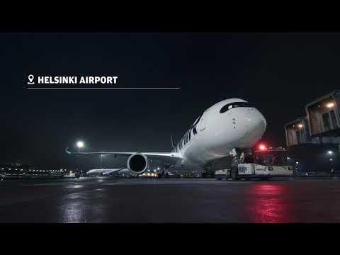 Finnair Cargo - Cool