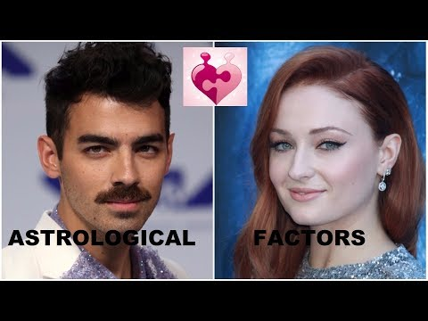 Astrological Look at Joe Jonas & Sophie Turner's Engagement