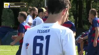 2019 Windmill - Open Round 4 - Field 6 - France vs Czech Republic